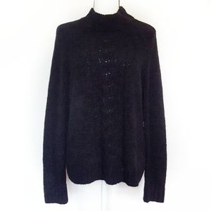 Chunky Knit Sweater by Studio Works